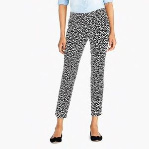 J. Crew Mercantile NWT Heart Print Pants Slacks